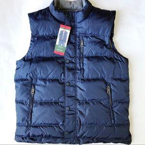 NEW Orvis Essex Down Puffer Vest Men's Medium